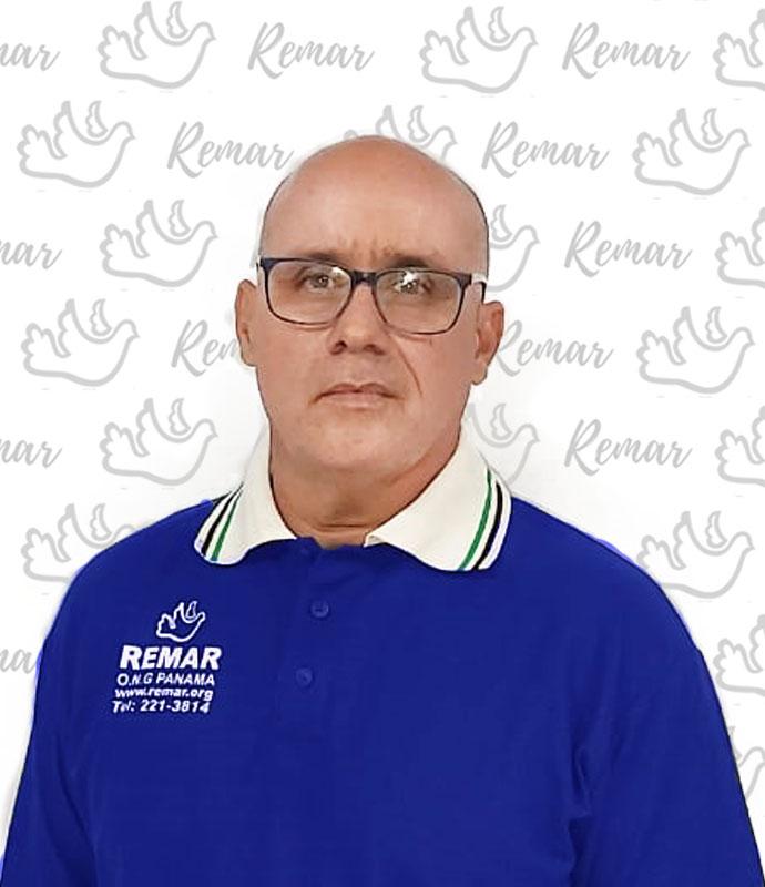 Pastor LUIS CARLOS EGUES ARJONA
