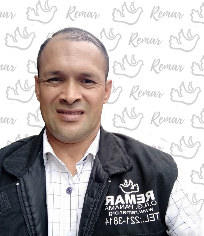 RAUL ANTONIO SANTOS GONSALEZ copastor